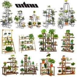 UNHO Professional Plant Stand Supplier Multi Tier Flower Rac