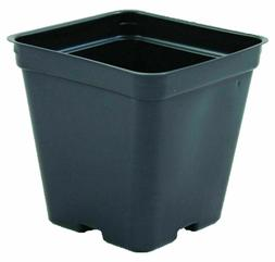 """Set of 18  4"""" Square Plastic Form Pots, Seed, Cuttings, Plan"""